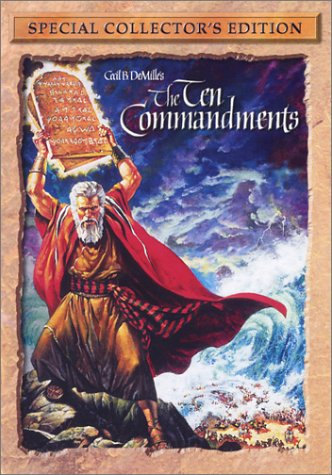 Moses-ten-commandments