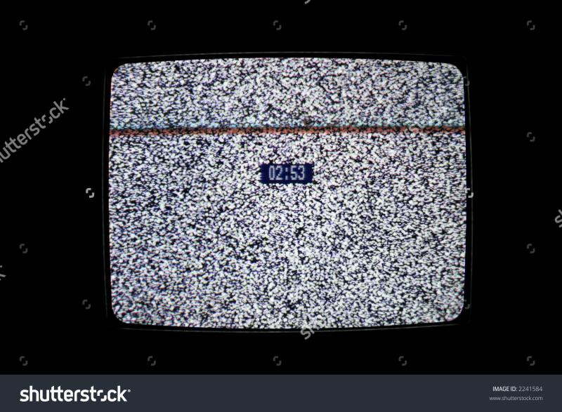 Stock-photo-fuzzy-tv-screen-2241584