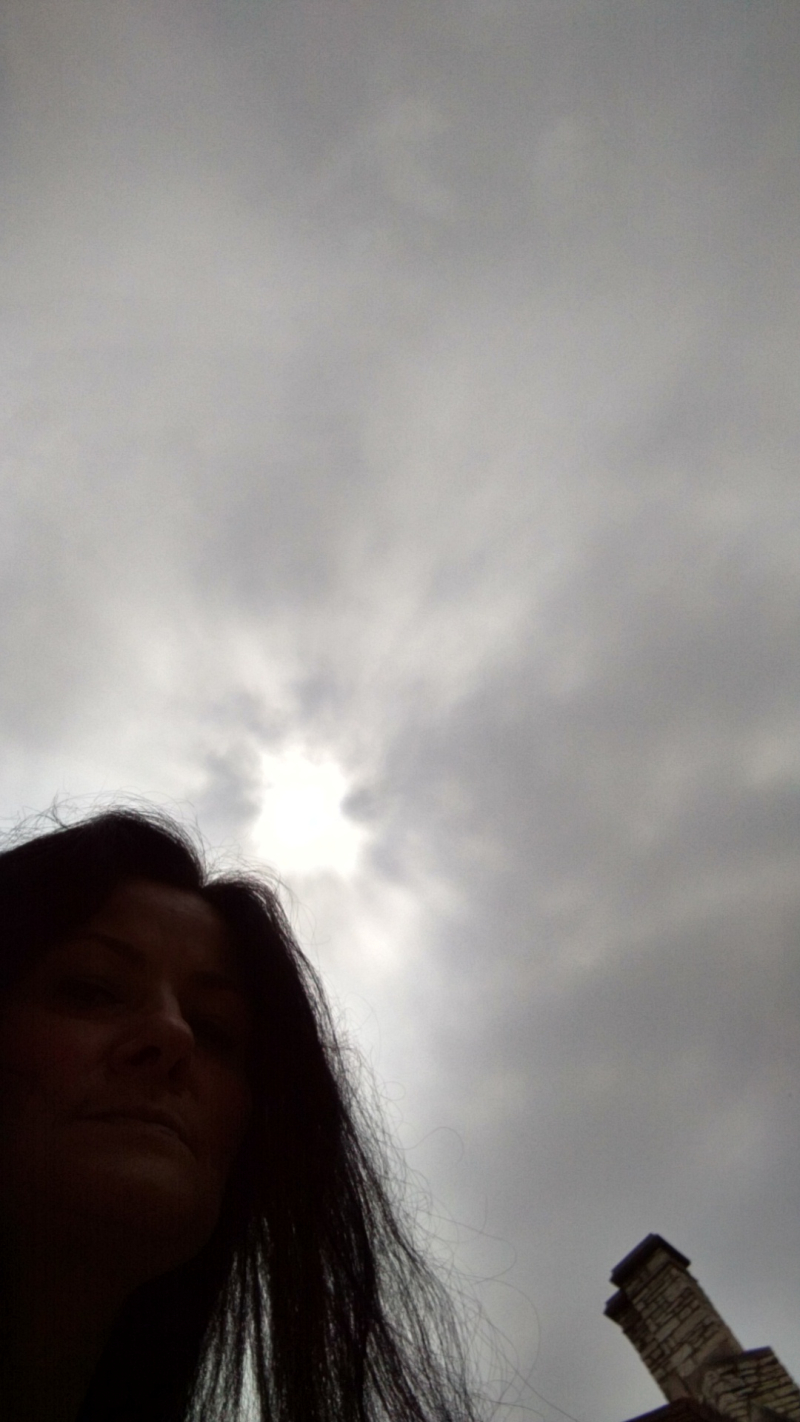 Image result for sunica markovic solar eclipse